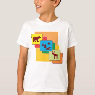 国立公園 Tシャツ