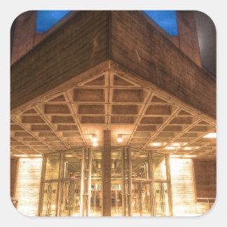 国立劇場、ロンドンのSouthbank スクエアシール