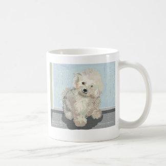 国連小さいBlanc コーヒーマグカップ