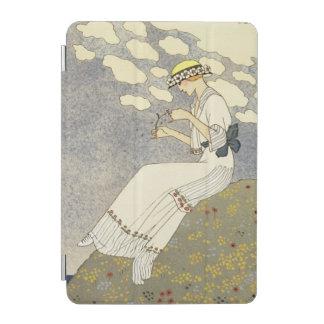 国連Peu…、Paquin、1著国の服のためのデザイン iPad Miniカバー