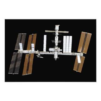 国際宇宙局14 フォトプリント