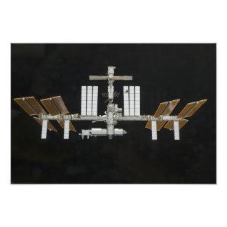 国際宇宙局2 フォトプリント