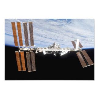 国際宇宙局8 フォトプリント
