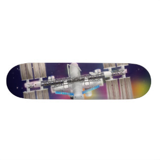 国際宇宙局 18.4CM ミニスケートボードデッキ