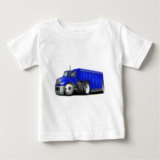 国際的で青い配達Truck.png ベビーTシャツ