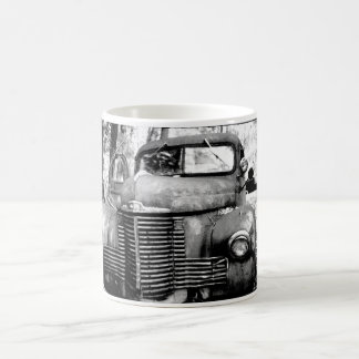 国際的な収穫機のトラック コーヒーマグカップ