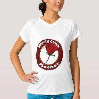 国際的レベルのお母さんの母の日のギフト Tシャツ
