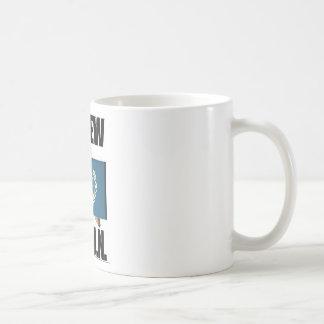 国際連合をねじで締めて下さい コーヒーマグカップ
