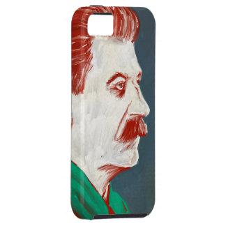 国|ジョー|スターリン|破裂音|芸術|-|iPhone|5|場合 iPhone 5 カバー