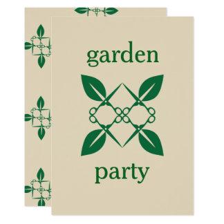園芸パターン カード