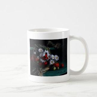 園芸ベンチ コーヒーマグカップ