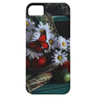 園芸ベンチ iPhone SE/5/5s ケース