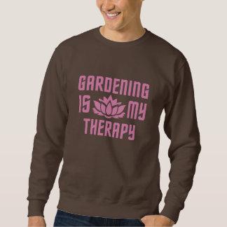 園芸ワイシャツ及びジャケット スウェットシャツ