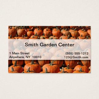 園芸用品センターの名刺 名刺