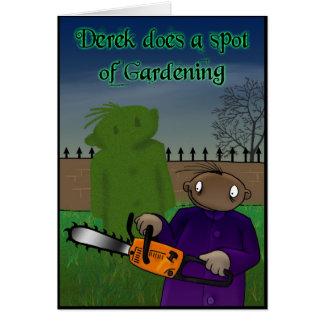 園芸 カード