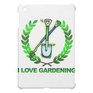 園芸iGuideの合成物 iPad Mini カバー