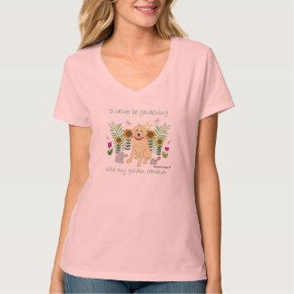 園芸w/my金より多くの品種 tシャツ