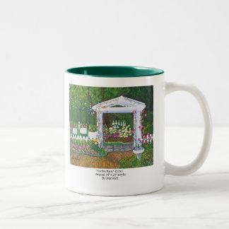 園遊会 ツートーンマグカップ