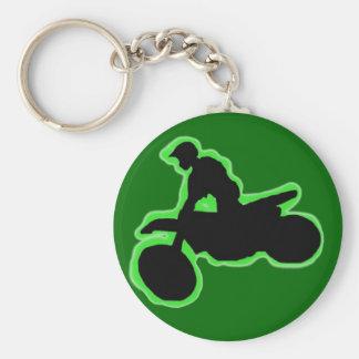 土のサイクリングのkeychain キーホルダー