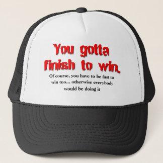 土のバイクのモトクロスの帽子の帽子に勝つ終わり キャップ
