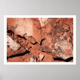 土の皮の勉強II ポスター
