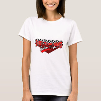 土の追跡の南スタイル Tシャツ