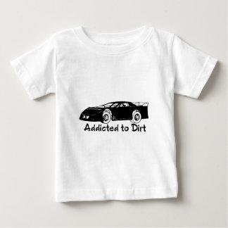 土の遅いモデル ベビーTシャツ