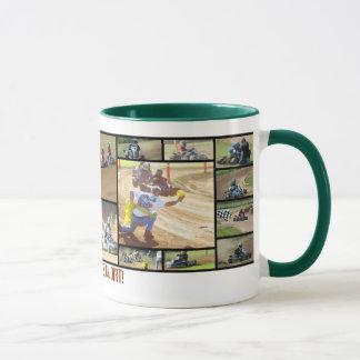 土の違法のKarts マグカップ