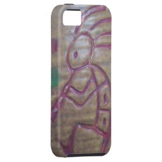 土器ココペリ iPhone SE/5/5s ケース