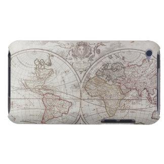 土地および水地図 Case-Mate iPod TOUCH ケース