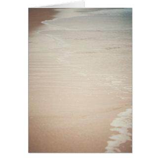 土地が海に会うところ カード
