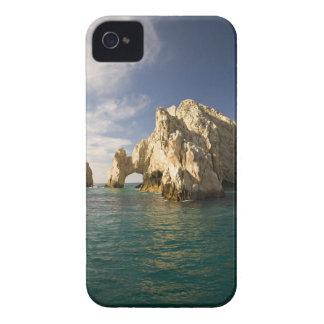 土地の端、Cabo San Lucas、Bajaの近くのアーチ Case-Mate iPhone 4 ケース