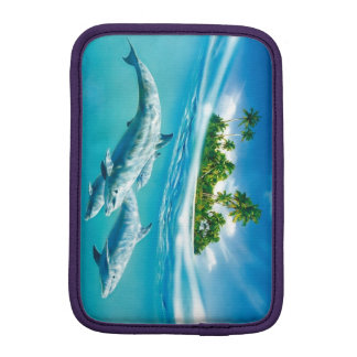 土地及び海のミニipad袖 iPad miniスリーブ