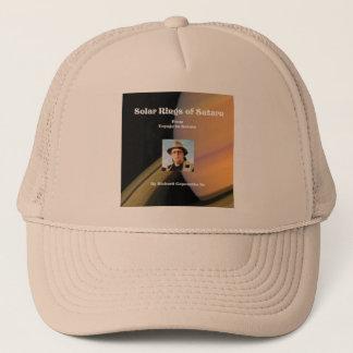 土星のトラック運転手の帽子の太陽のなリング キャップ