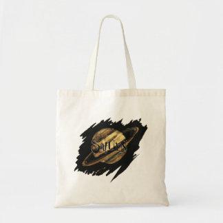 土星のトートバック トートバッグ