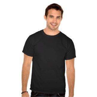 土星のドラゴンのTシャツ