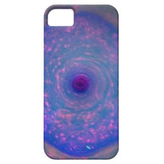 土星の六角形の嵐 iPhone SE/5/5s ケース