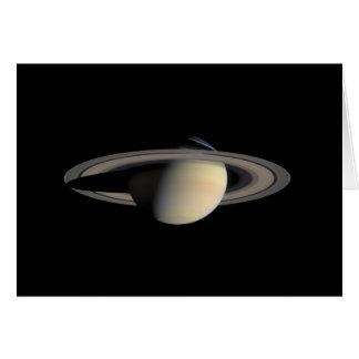 土星の惑星NASA カード