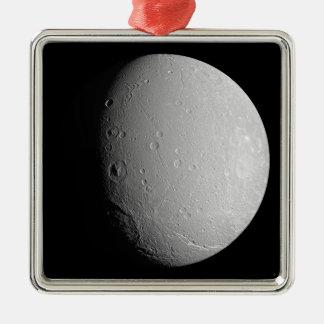 土星の月Dione 2 メタルオーナメント