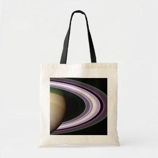 土星の環 トートバッグ
