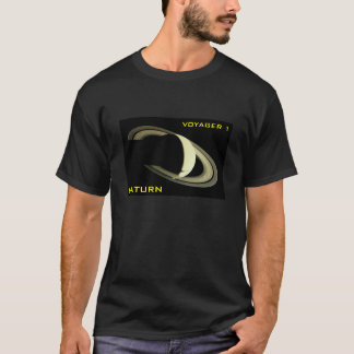 土星の航海者1 Tシャツ
