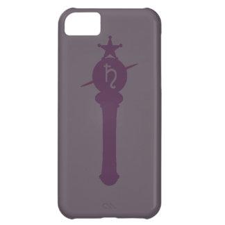 土星の記号のiPhone 5の場合 iPhone5Cケース