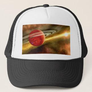 土星の誕生 キャップ