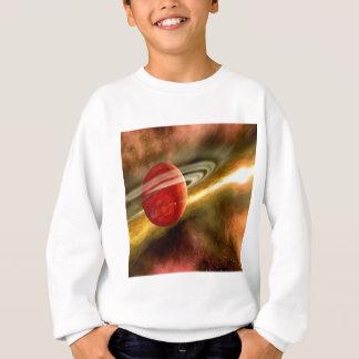 土星の誕生 スウェットシャツ