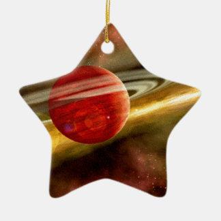 土星の誕生 セラミックオーナメント