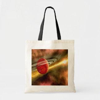 土星の誕生 トートバッグ
