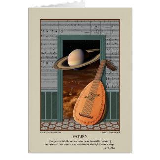 土星カード カード