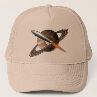 土星ロケットの船の帽子 キャップ