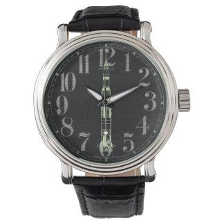 土星ロケット 腕時計
