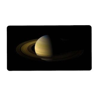 土星日曜日からの第6惑星 ラベル